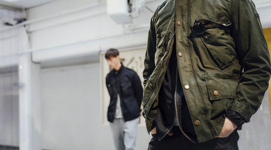 descuento mejor valorado compre los más vendidos 60% de liquidación Colección de ropa para hombre Barbour International.