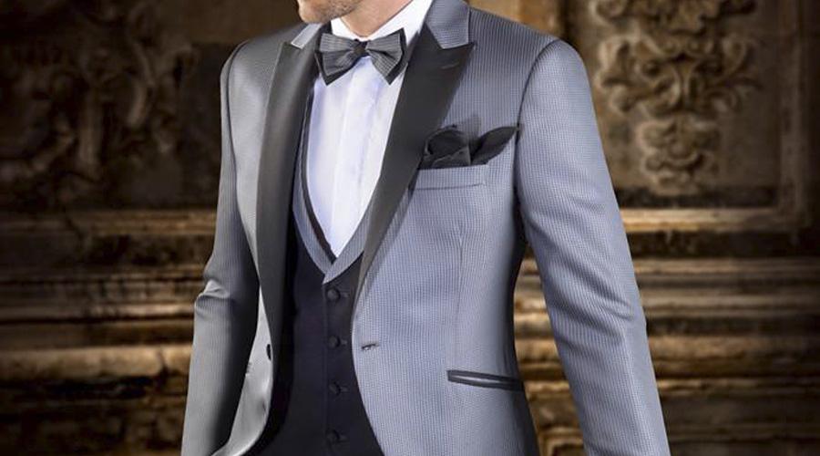 11174b4424 Colección de trajes para caballeros de ceremonia Enzo Romano.