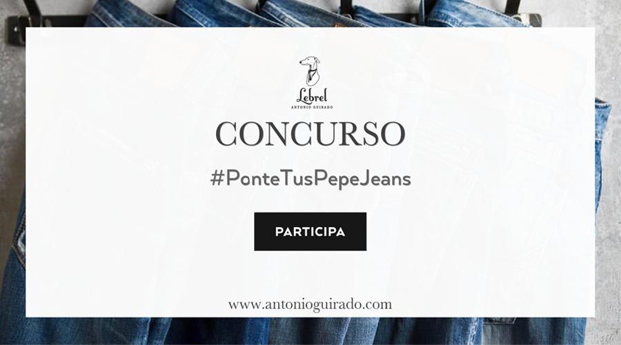 Concurso #PonteTusPepeJeans, Navidad 2017.