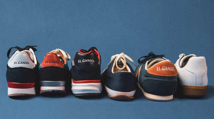 Complementos para hombres: zapatillas deportivas.